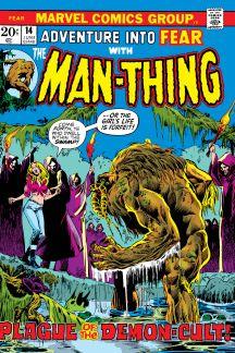 Adventures Into Fear (1970) #14
