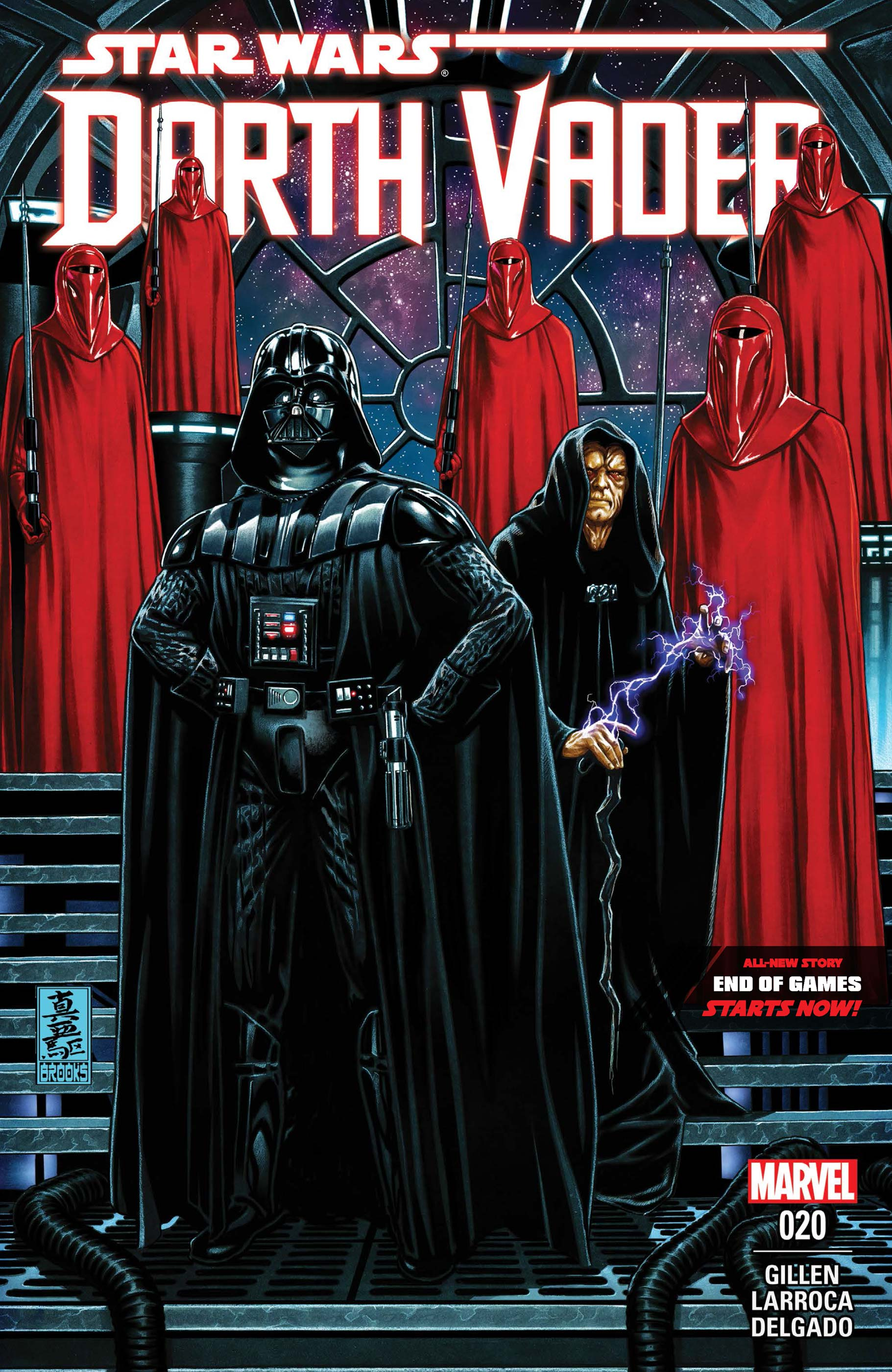 Darth Vader 2015 20 Comic Issues Marvel