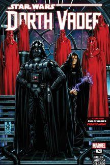 marvel comics darth vader