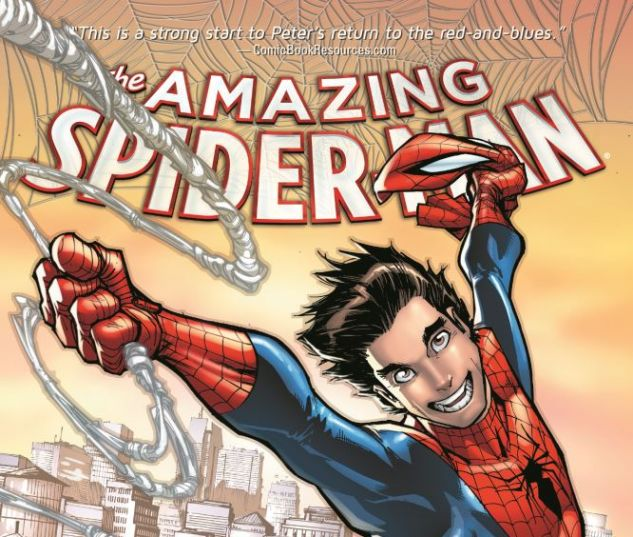 Amazing Spider-Man Vol. 1: Parker Luck