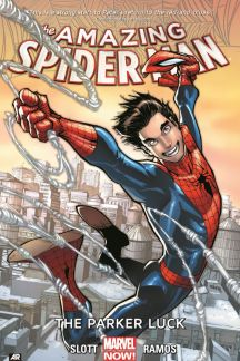 Amazing Spider-Man Vol. 1: Parker Luck (Trade Paperback)