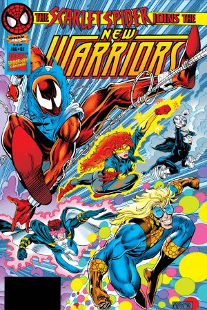 New Warriors #62