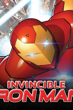Invincible Iron Man (2015 - 2016)