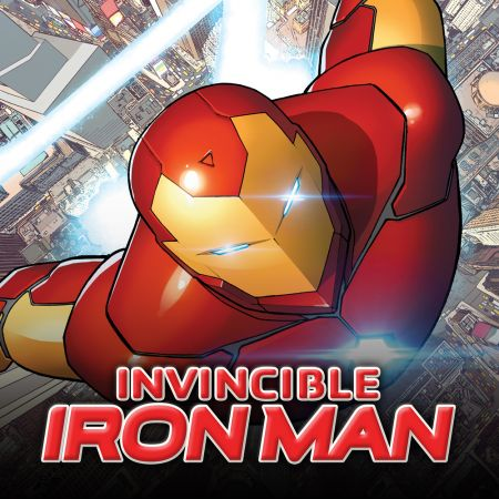 Invincible Iron Man (2015 - Present)