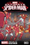 cover from Ultimate Spider-Man Infinite Comic (2016) #3