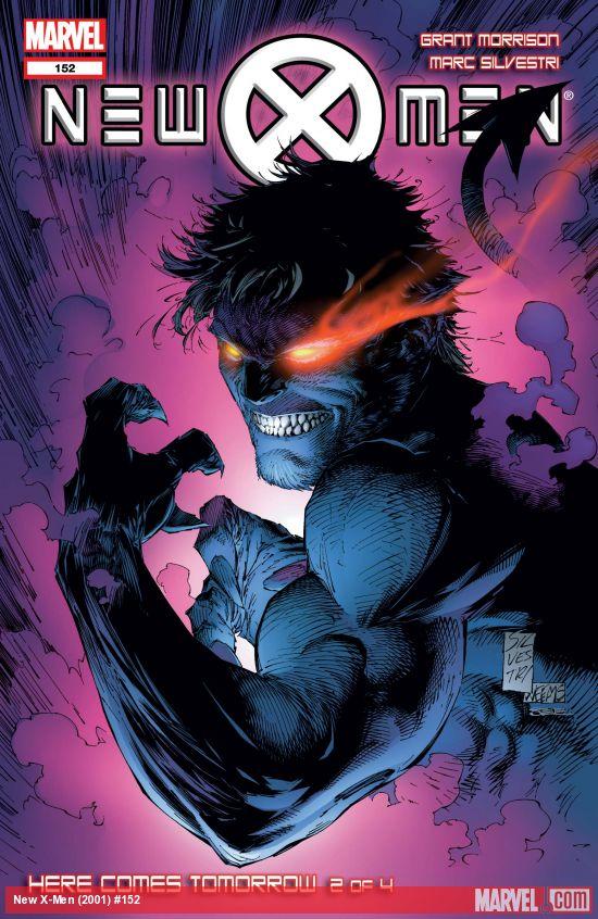 New X-Men (2001) #152
