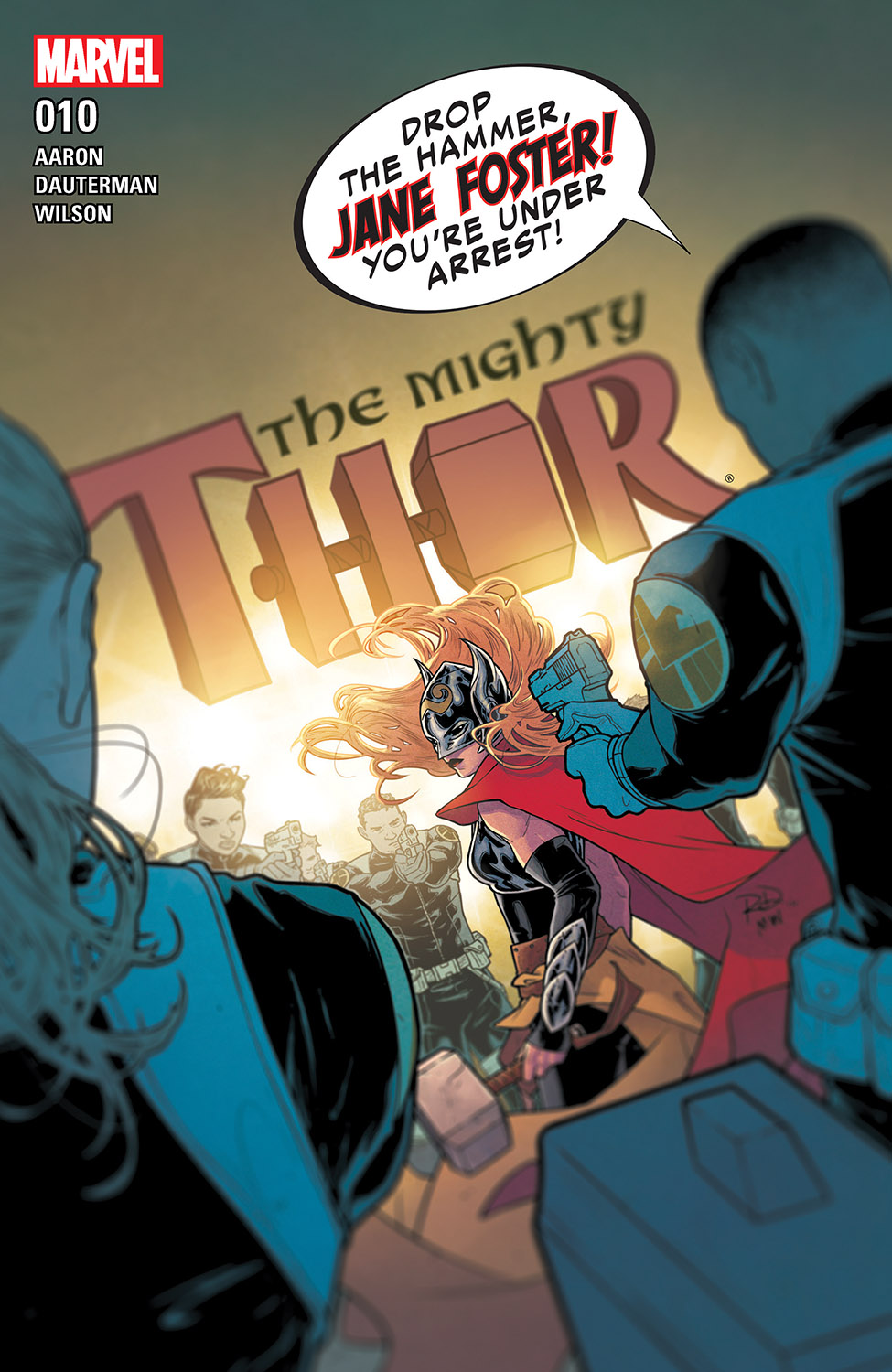 Mighty Thor (2015) #10