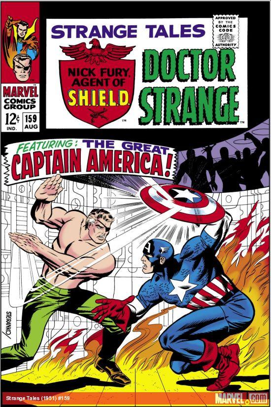 Strange Tales (1951) #159