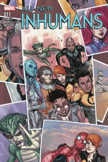 All-New Inhumans #11