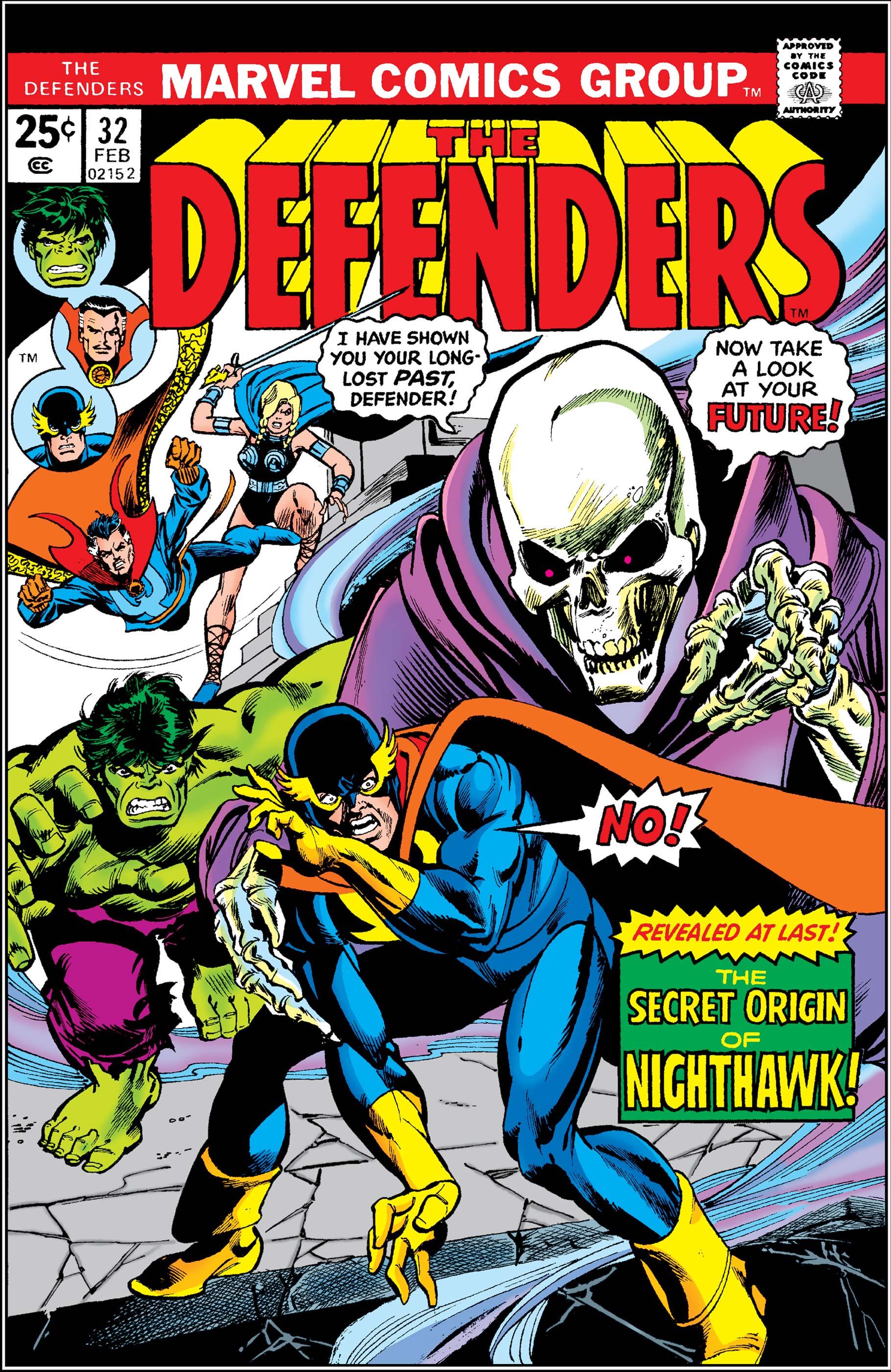 Defenders (1972) #32