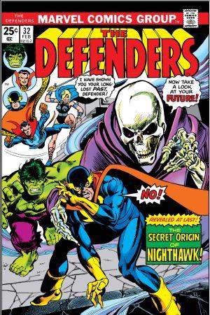 Defenders  #32