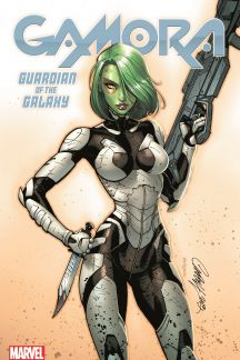 Gamora: Guardian of the Galaxy (Trade Paperback)