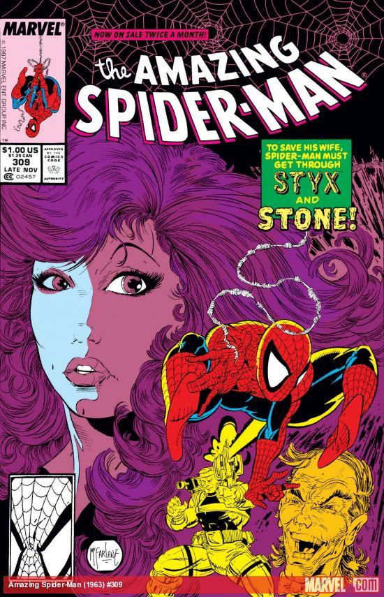 The Amazing Spider-Man (1963) #309