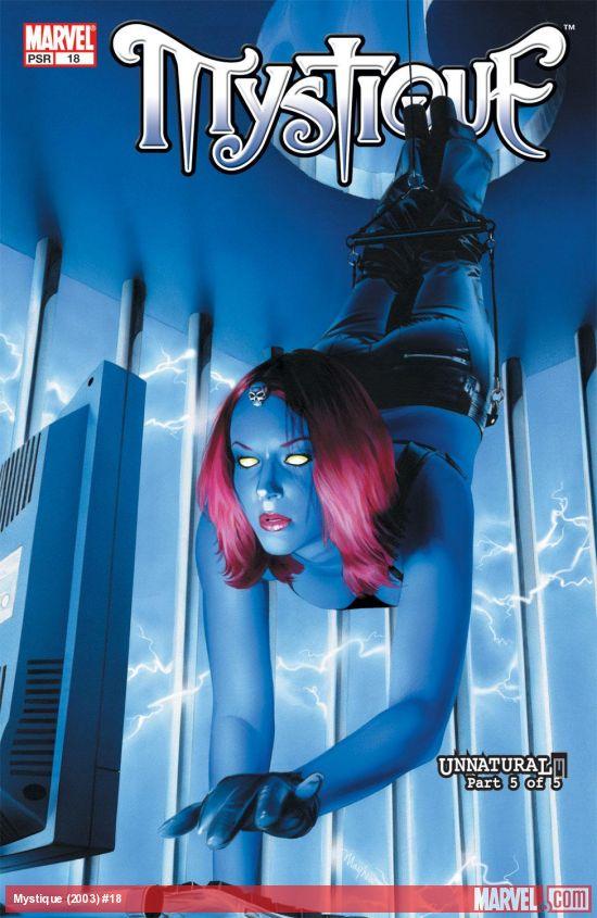 Mystique (2003) #18