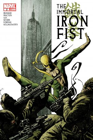 The Immortal Iron Fist #2