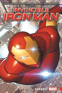 Invincible Iron Man Vol. 1: Reboot (Trade Paperback)