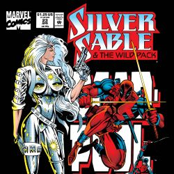 Silver Sable & the Wild Pack (1969)