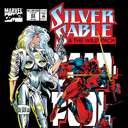 Silver Sable & the Wild Pack (1992)