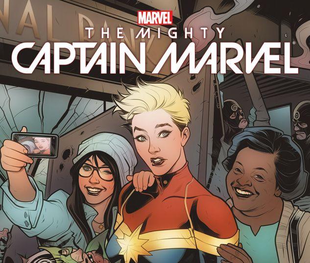 captain marvel 2017