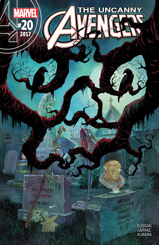 Uncanny Avengers (2015) #20