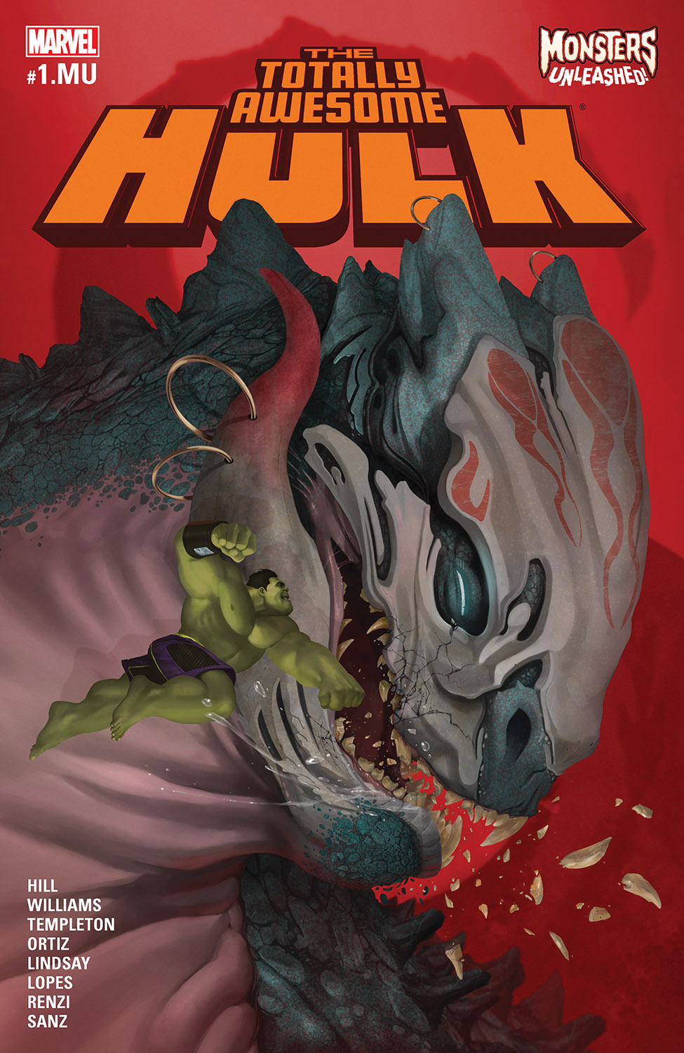 The Totally Awesome Hulk (2015) #1.1
