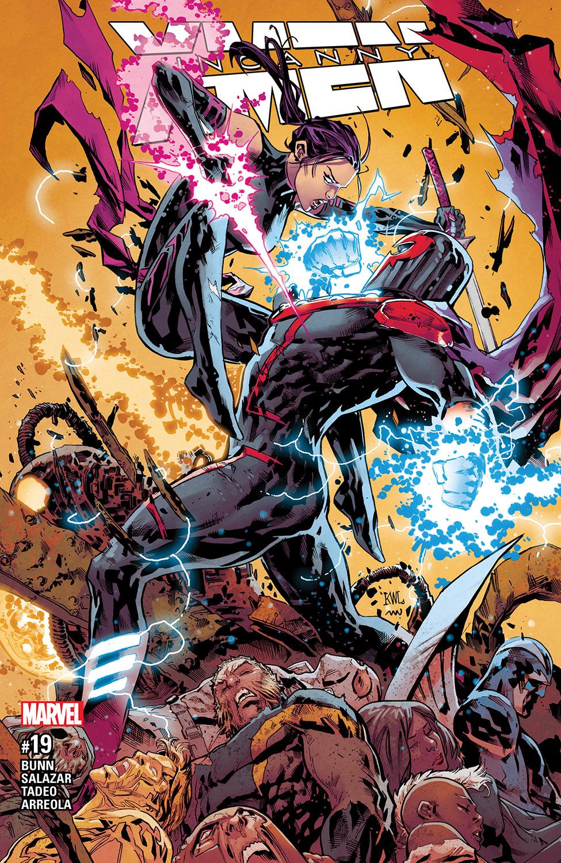 Uncanny X-Men (2016) #19