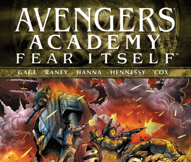 Avengers Academy (2010) #15