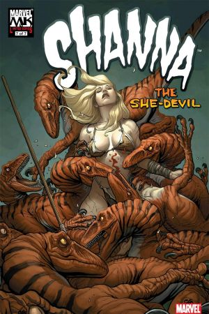 Shanna, the She-Devil #7
