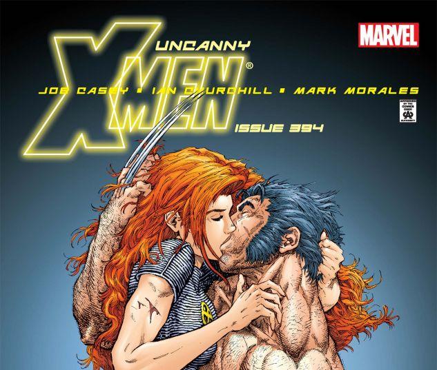 Uncanny X-Men (1963) #394