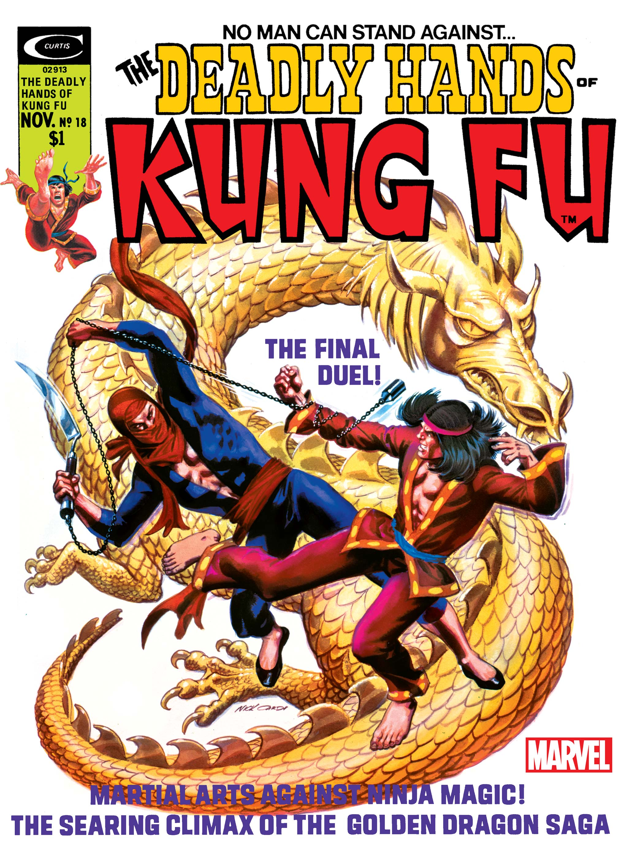 Deadly Hands of Kung Fu (1974) #18