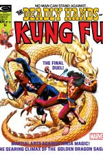 Deadly Hands of Kung Fu (1974) #18 cover
