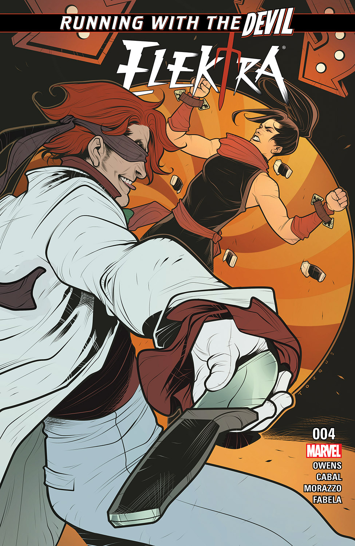 Elektra (2017) #4