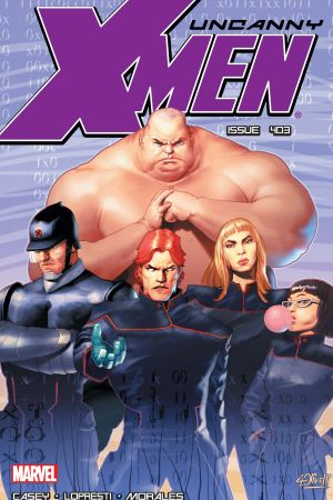 Uncanny X-Men #403