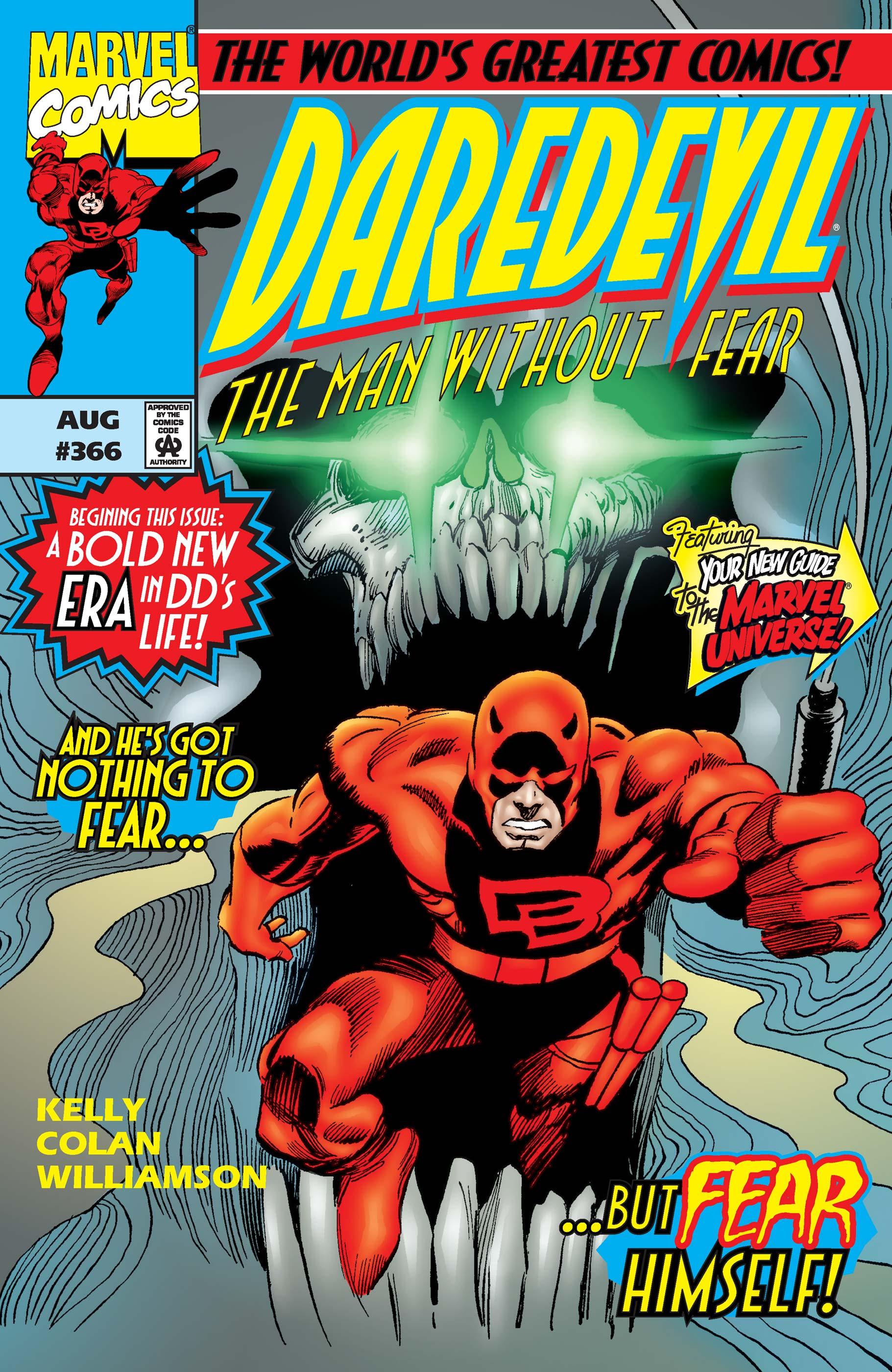 Daredevil (1964) #366