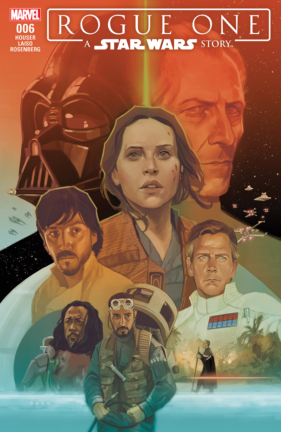 Star Wars: Rogue One Adaptation (2017) #6