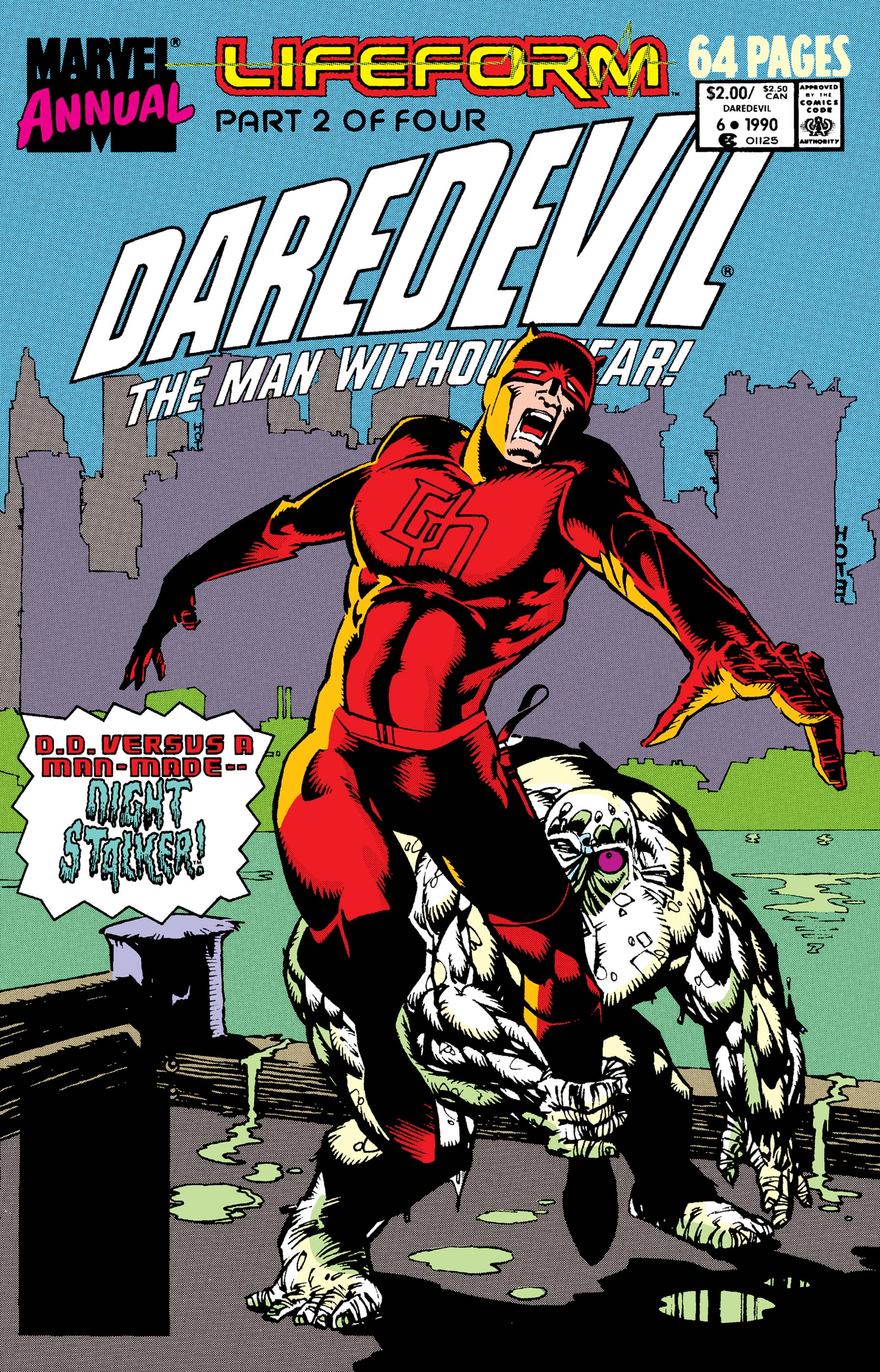 Daredevil Annual (1967) #6