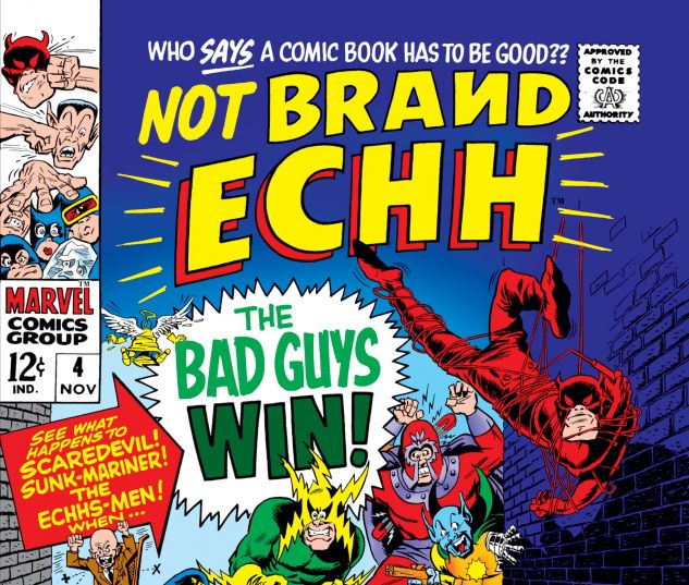 Cover Not Brand Echh 4