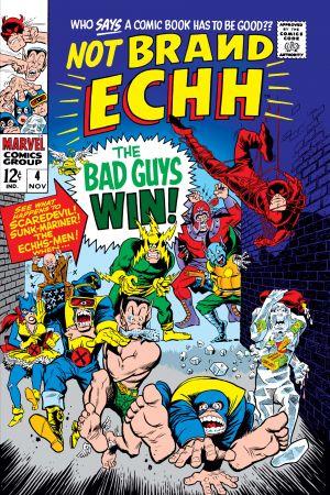 Not Brand Echh (1967) #4