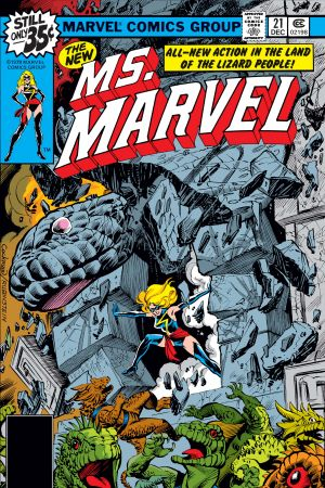 Ms. Marvel #21