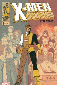 X-Men: Grand Design (2017) #1