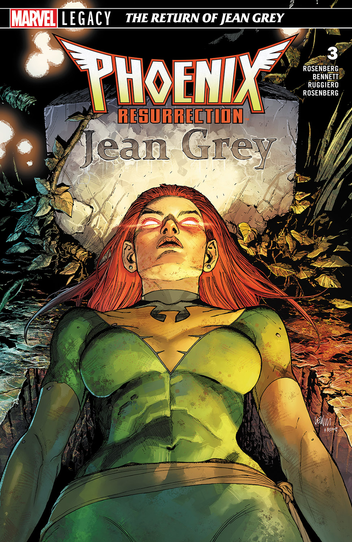 Phoenix Resurrection: The Return of Jean Grey (2017) #3