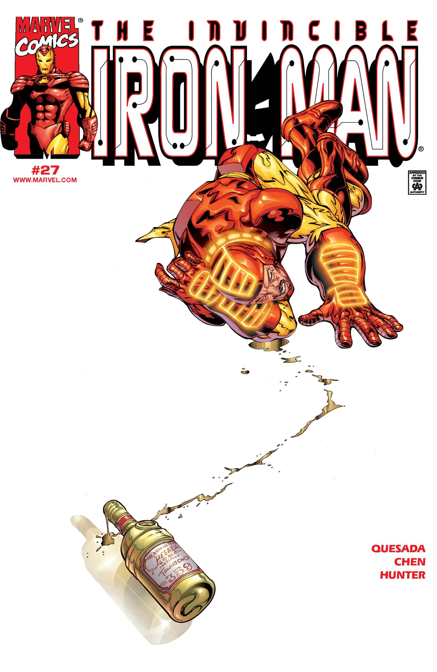 Iron Man (1998) #27