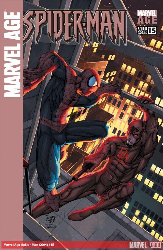 Marvel Age Spider-Man (2004) #15