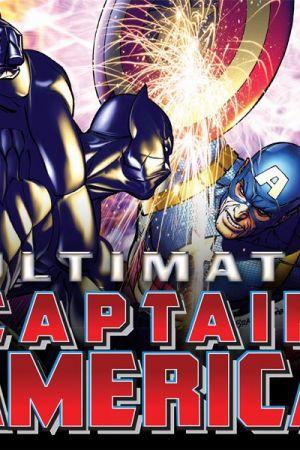Ultimate Captain America Annual (2008)