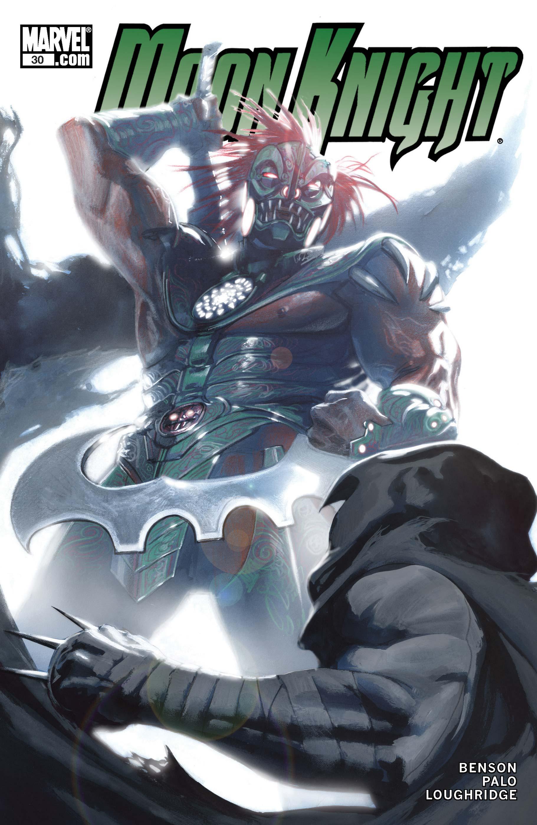 Moon Knight (2006) #30
