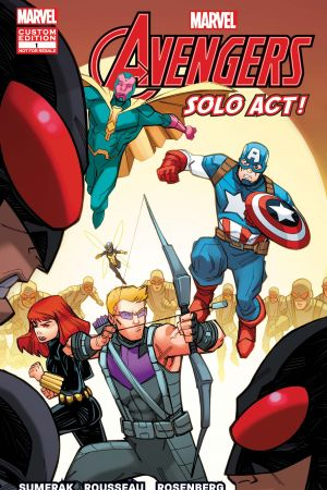 Avengers: Solo Act Presented by Disney Child Life (2018) #1