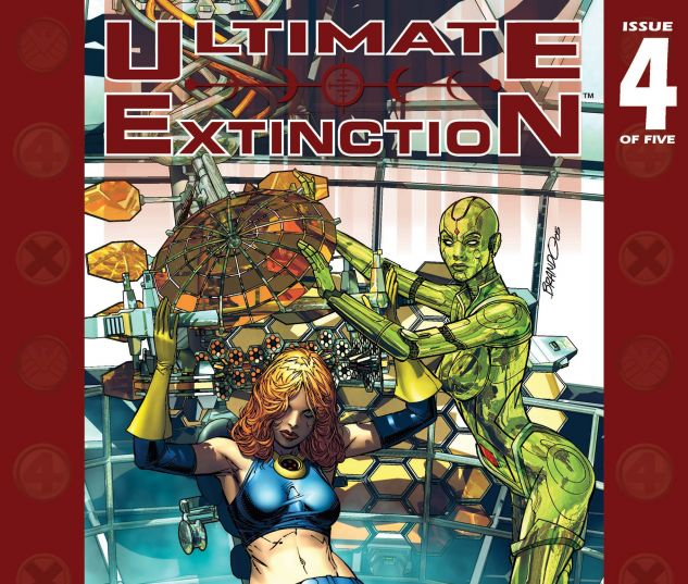 Ultimate Extinction (2006) #4