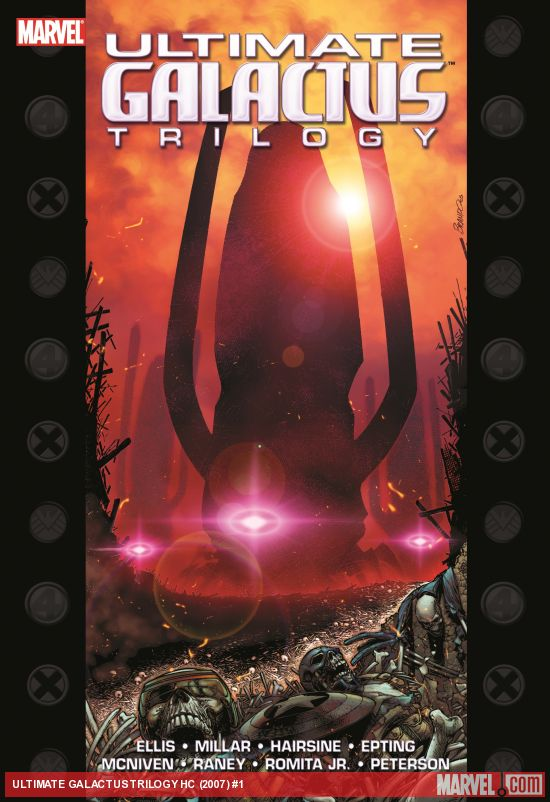 Ultimate Galactus Trilogy (Hardcover)