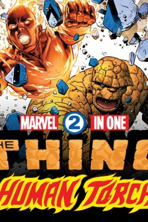 Marvel 2-in-One (2017 - Present)