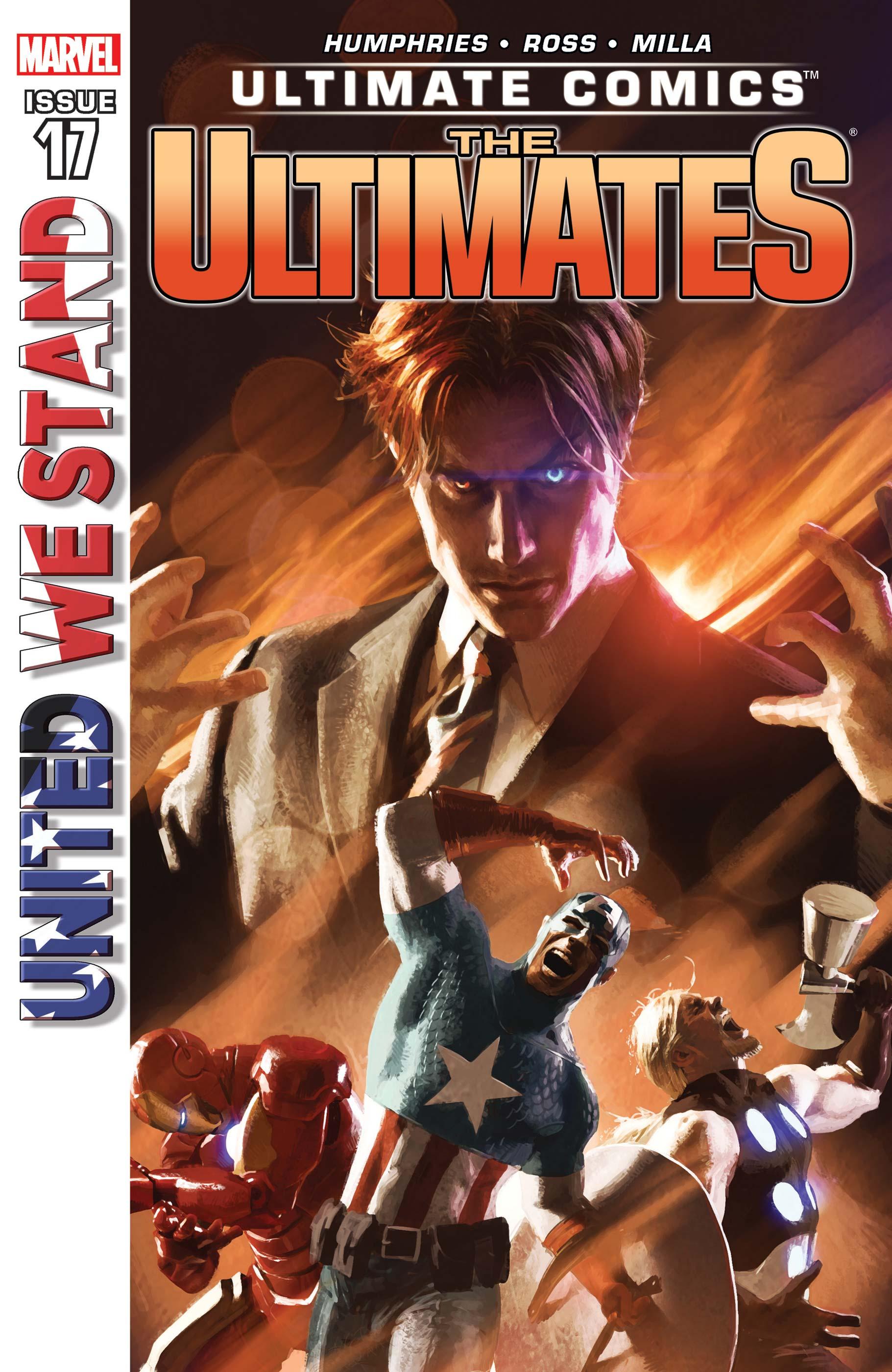 Ultimate Comics Ultimates  (2011) #17